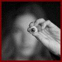 oeil verre