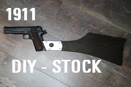 DIY 1911 STOCK