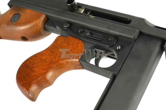 Cybergun Thompson M1A1 GBBR gaz blowback airsoft oioi oioiairsoft