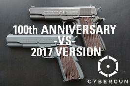 CYBERGUN 1911 REVIEW