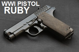 RUBY WWI PISTOL CUSTOM TUTORIAL