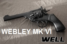 WELL WEBLEY MK VI REVIEW